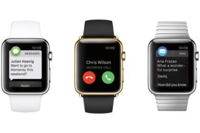 El próximo Apple Watch tendrá conectividad móvil a Internet, será independiente