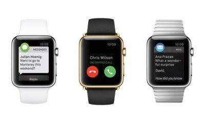 El próximo Apple Watch tendrá conectividad móvil a Internet, será independiente 100
