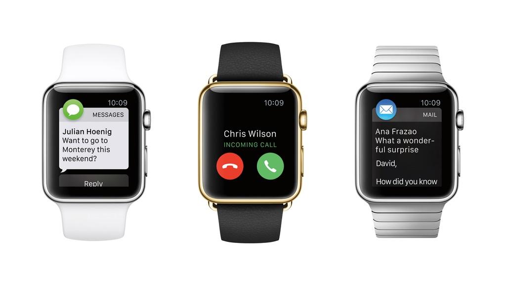 El próximo Apple Watch tendrá conectividad móvil a Internet, será independiente 32