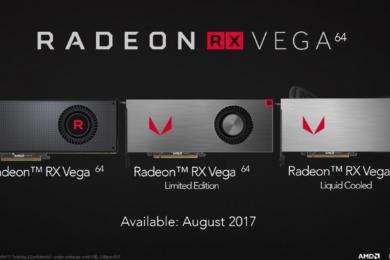 Análisis de rendimiento de las Radeon RX Vega en juegos y minado; consumos y temperaturas