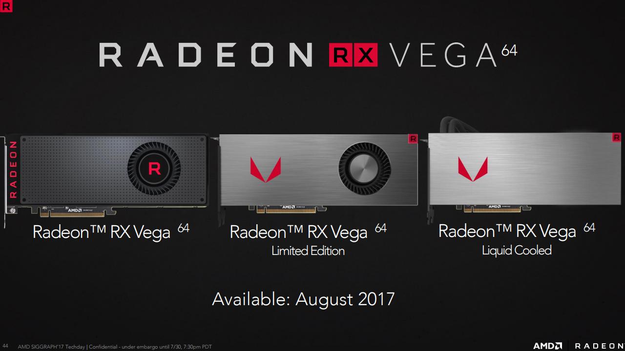 Análisis de rendimiento de las Radeon RX Vega en juegos y minado; consumos y temperaturas 30