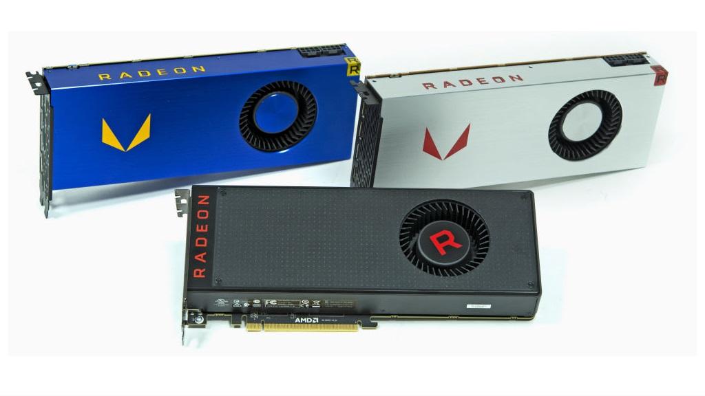 Escasez de tarjetas gráficas Radeon RX Vega hasta octubre 31