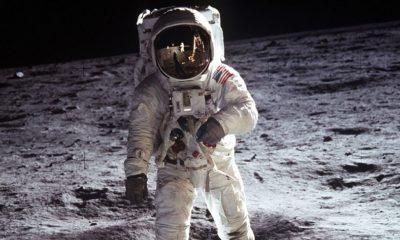 Elon Musk publica la primera imagen del traje espacial de SpaceX 94