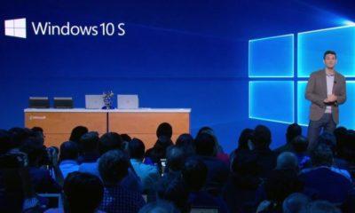 probar Windows 10 S