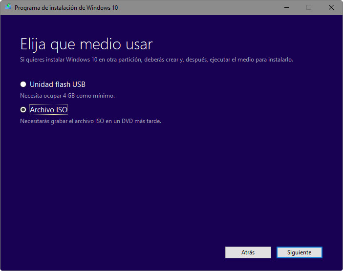 probar Windows 10 S