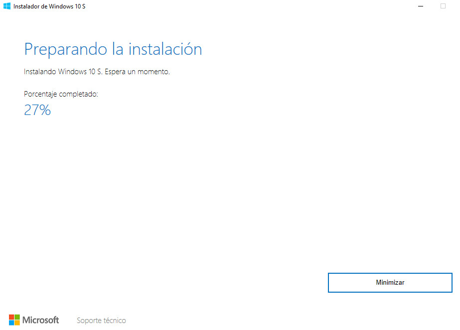 Guía completa para probar Windows 10 S en cualquier PC 37