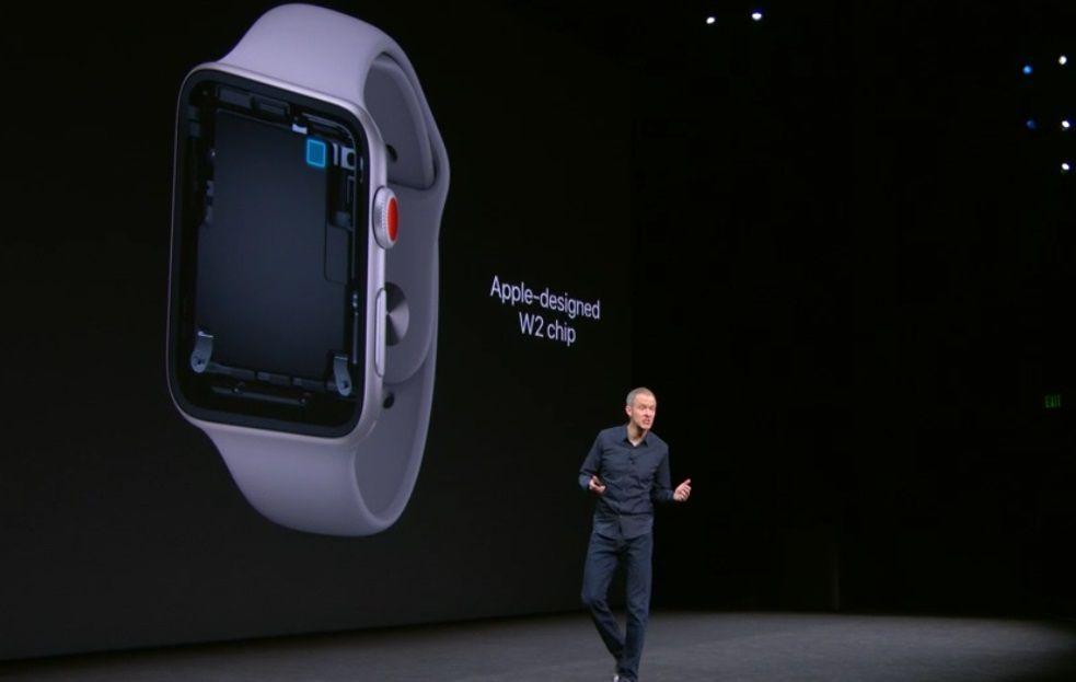 Nuevo Apple Watch Series 3, especificaciones y precio 39