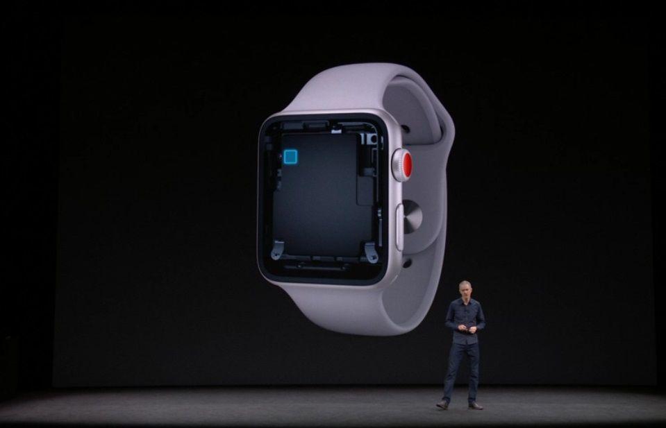 Nuevo Apple Watch Series 3, especificaciones y precio 35