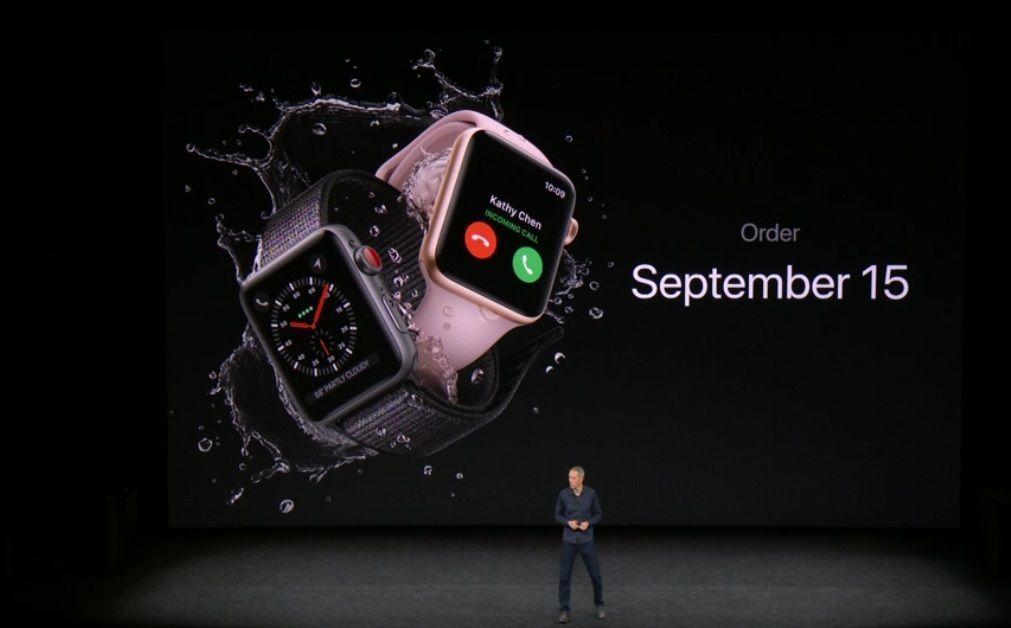 Nuevo Apple Watch Series 3, especificaciones y precio 55