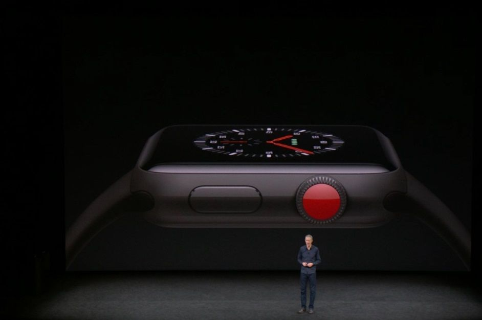 Nuevo Apple Watch Series 3, especificaciones y precio 49