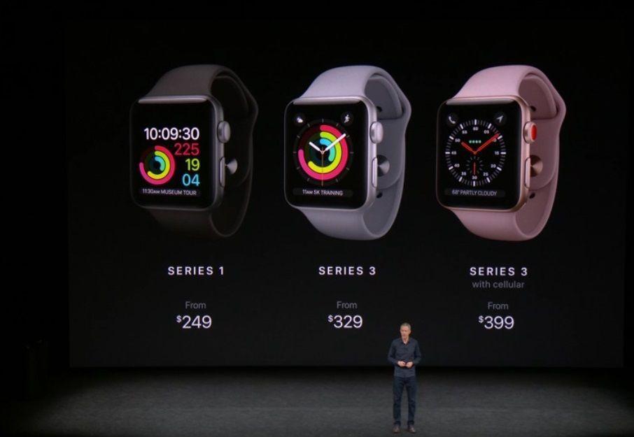 Nuevo Apple Watch Series 3, especificaciones y precio 61