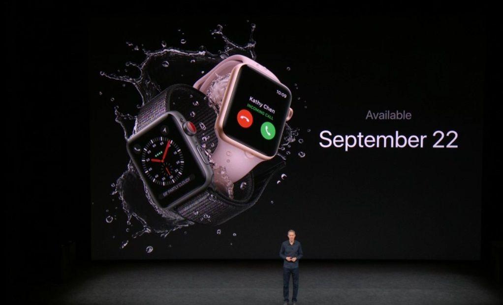 Nuevo Apple Watch Series 3, especificaciones y precio 57