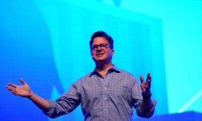 """Jim Zemlin proclama 2017 como """"el año del escritorio Linux"""", pero él usa Mac 35"""