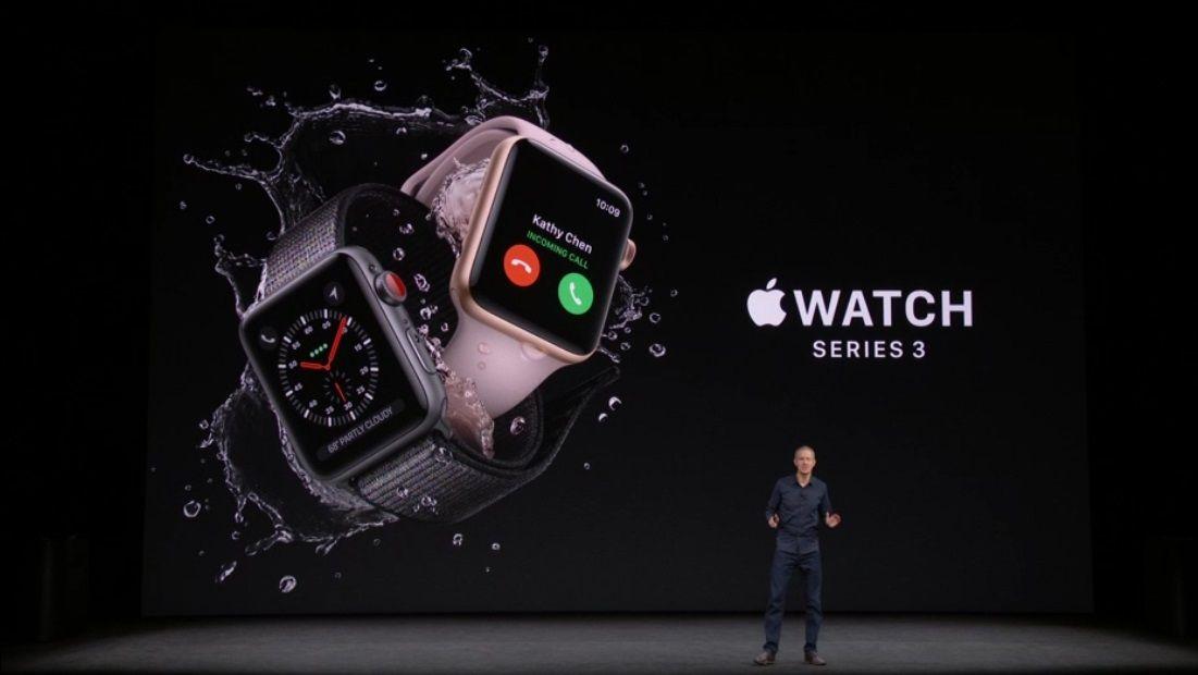 Nuevo Apple Watch Series 3, especificaciones y precio 33