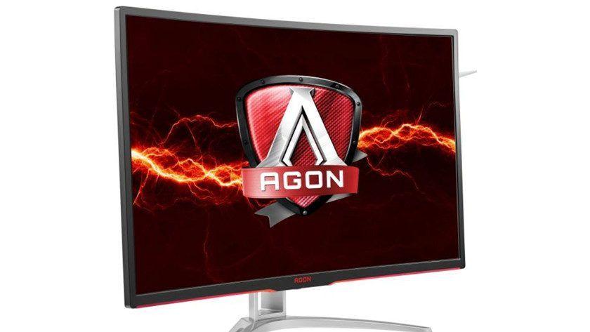 AOC comercializa nuevo monitor para juegos AGON
