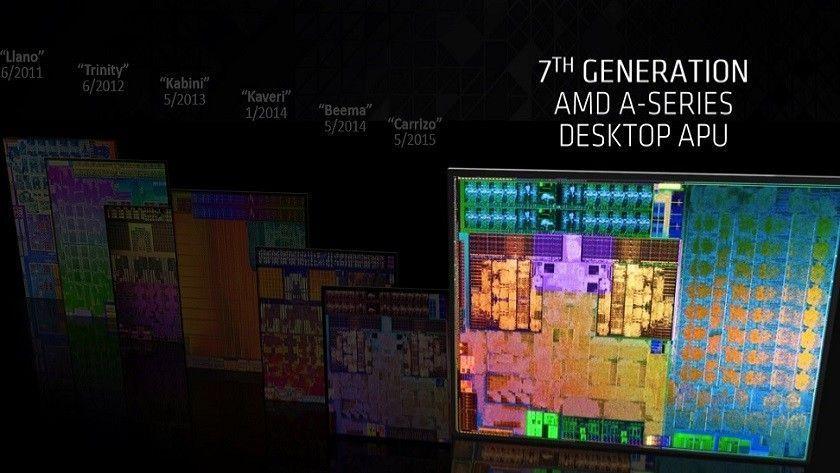 AMD lanza las APUs Bristol Ridge; CPU y GPU con un TDP de 35 vatios 29