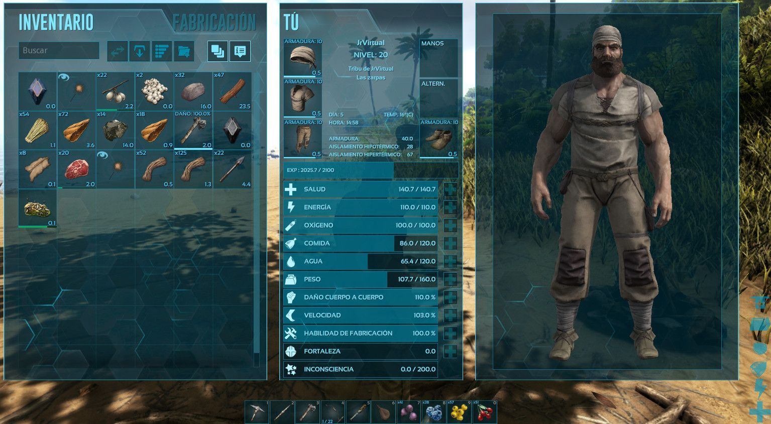 Analizamos ARK Survival Evolved para PC 36