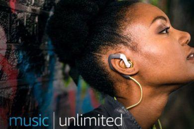 Llega a España Amazon Music Unlimited