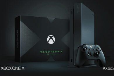 Xbox One X tendrá algo parecido al Boost Mode de PS4 Pro