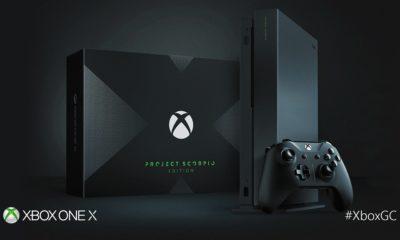 Xbox One X tendrá algo parecido al Boost Mode de PS4 Pro 95