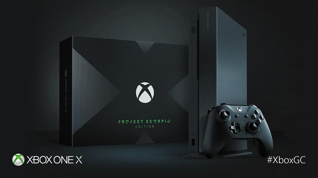 Xbox One X tendrá algo parecido al Boost Mode de PS4 Pro 30