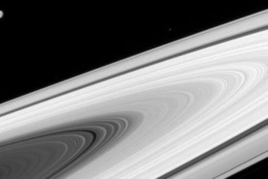 Viaje final de Cassini, en directo y con nuestro homenaje