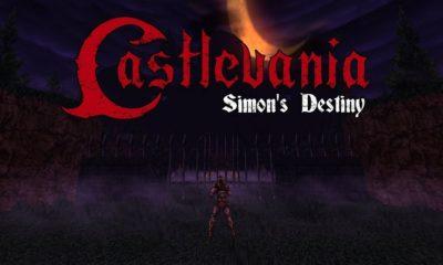 Castlevania: Simon's Destiny, un impresionante mod sobre DOOM 2 42