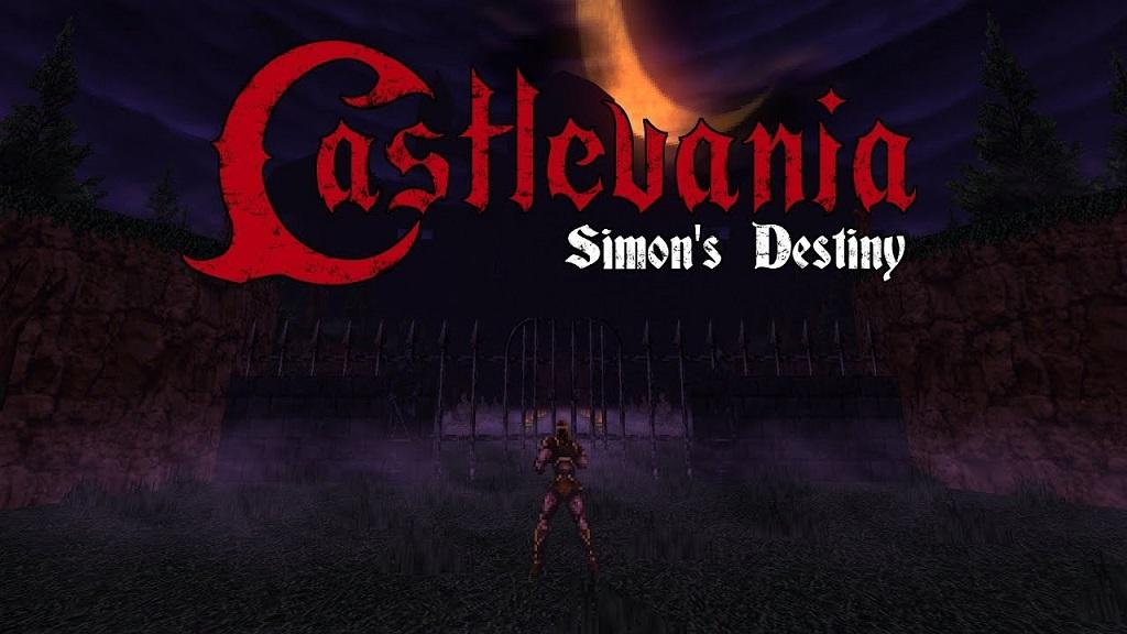 Castlevania: Simon's Destiny, un impresionante mod sobre DOOM 2 27