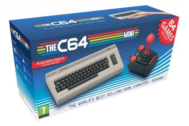 Sigue la fiebre retro, confirmado el Commodore 64 Mini