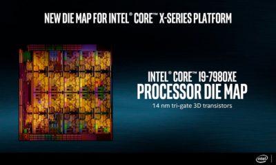 Logran subir un Core i9 7980XE a 6,1 GHz con los 18 núcleos activos 30