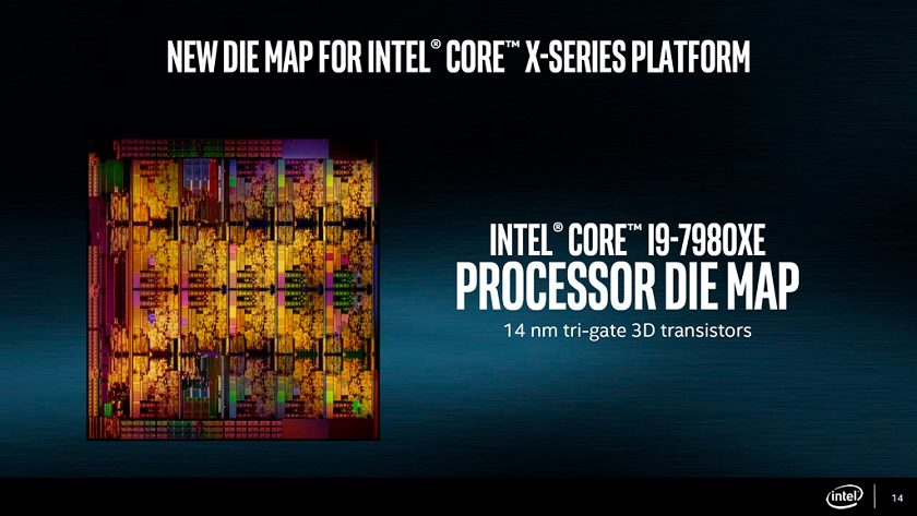 Logran subir un Core i9 7980XE a 6,1 GHz con los 18 núcleos activos