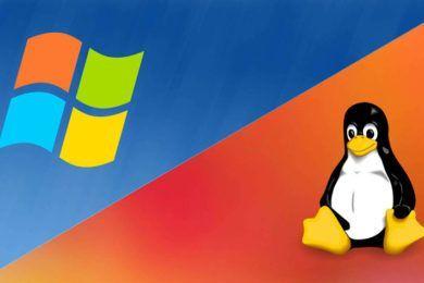 Cuota de sistemas: Windows 10 sube y Linux despega con la mayor subida de su historia