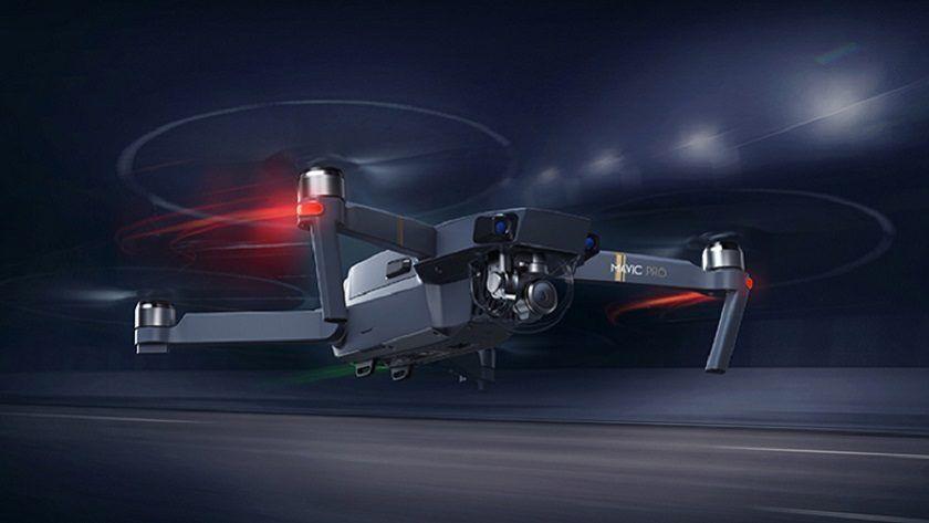 ¿Buscas un dron de gama alta? El DJI Mavic Pro está de oferta