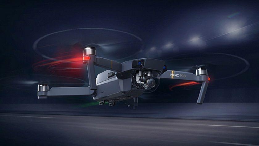 ¿Buscas un dron de gama alta? El DJI Mavic Pro está de oferta 29