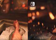 Comparativa de DOOM en Nintendo Switch frente a PS4 34
