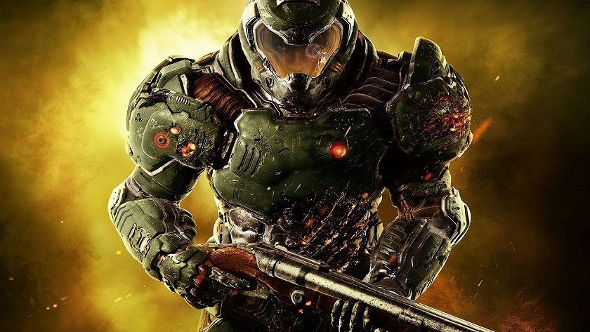 Comparativa de DOOM en Nintendo Switch frente a PS4