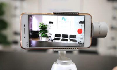 Nuevo Feiyu Vimble C, un complemento perfecto para tu smartphone o cámara 31