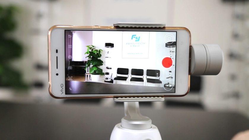 Nuevo Feiyu Vimble C, un complemento perfecto para tu smartphone o cámara