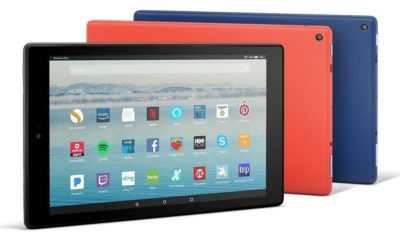 Amazon anuncia nueva tablet Fire HD 10, especificaciones y precio 104