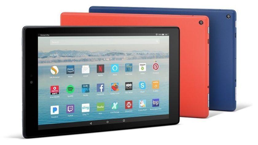 Amazon anuncia nueva tablet Fire HD 10, especificaciones y precio