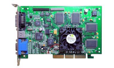 La GeForce 256 cumple 18 años, la primera GPU de NVIDIA 30