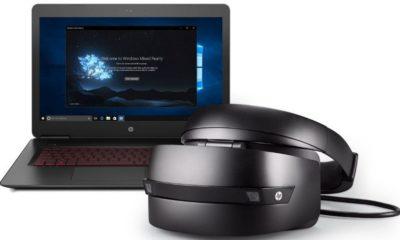 HP Windows Mixed Reality DE