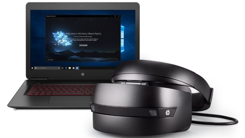 HP Windows Mixed Reality DE