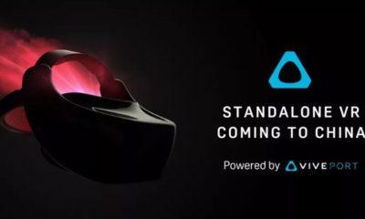 HTC Vive Focus, así es el kit de realidad virtual independiente de HTC 29
