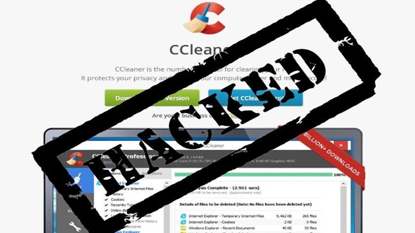 Hackean CCleaner