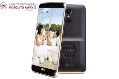 LG K7i, el primer smartphone que repele a los mosquitos