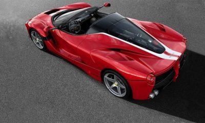 Ferrari subastará un Laferrari Aperta para ayudar a Save the Children 43