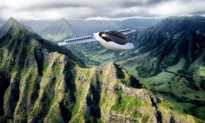 Lilium recibe 90 millones de dólares para crear el taxi volador 29
