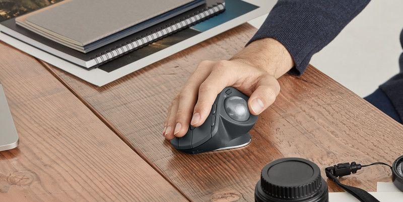 MX Ergo: Logitech resucita el ratón con trackball 28
