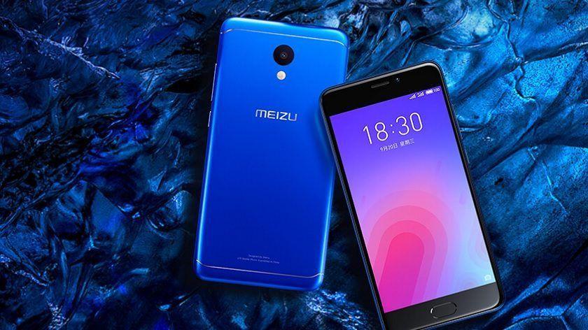 Meizu M6; metal y CPU de ocho núcleos por 105 dólares